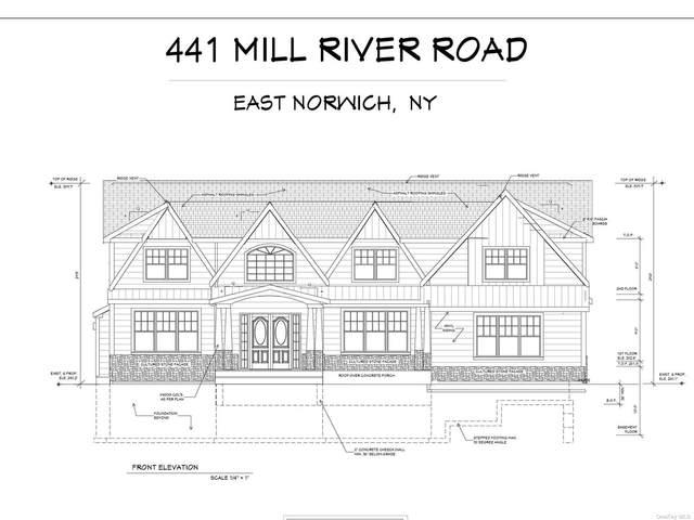 441 Mill River Road, Oyster Bay, NY 11771 (MLS #3350580) :: Keller Williams Points North - Team Galligan