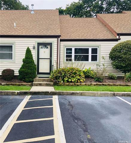 617 Lake Court #617, Middle Island, NY 11953 (MLS #3350582) :: Cronin & Company Real Estate
