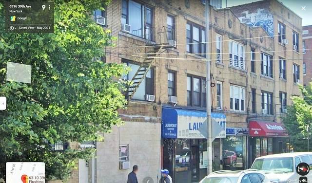 63-10 39th Avenue, Woodside, NY 11377 (MLS #3350903) :: Cronin & Company Real Estate