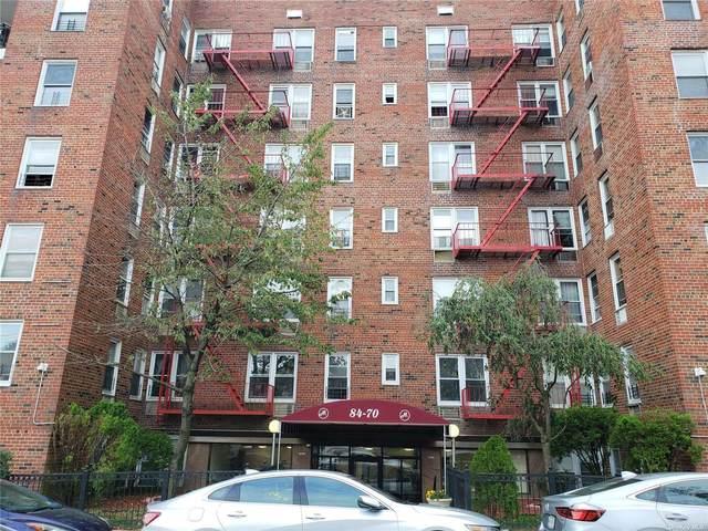 84-70 129th Street 4N, Kew Gardens, NY 11415 (MLS #3351427) :: Goldstar Premier Properties