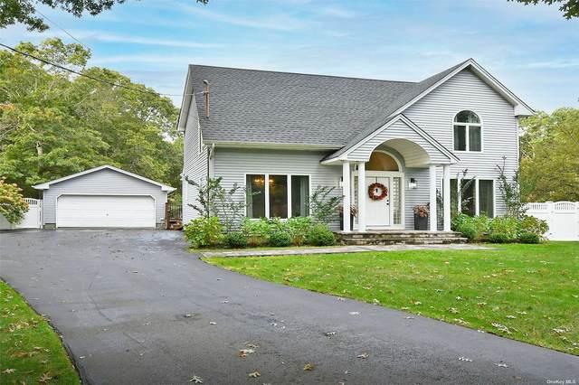 96 Buffalo Avenue, Medford, NY 11763 (MLS #3352110) :: Signature Premier Properties