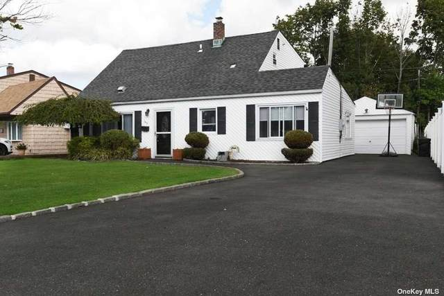 149 Coach Lane, Levittown, NY 11756 (MLS #3352178) :: Signature Premier Properties