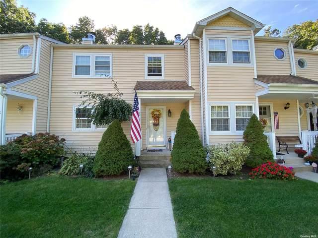 15 Chase Commons #15, Yaphank, NY 11980 (MLS #3352197) :: Corcoran Baer & McIntosh