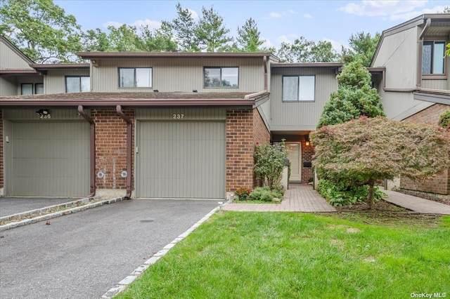 237 Hamlet Drive #237, Jericho, NY 11753 (MLS #3352285) :: Carollo Real Estate