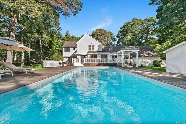 29 Georgica Woods Lane, Wainscott, NY 11975 (MLS #3352326) :: Carollo Real Estate
