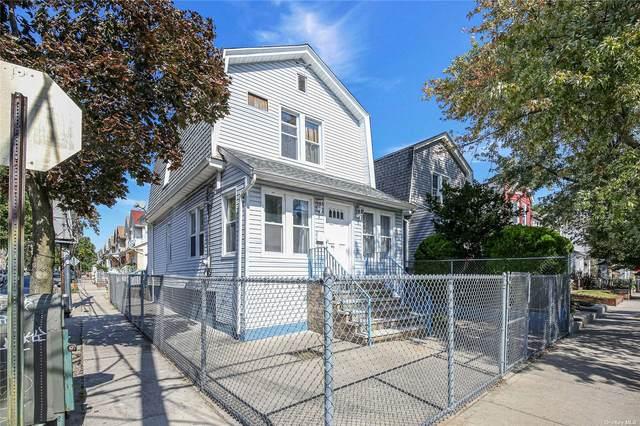 90-01 91st Avenue, Woodhaven, NY 11421 (MLS #3352572) :: Signature Premier Properties
