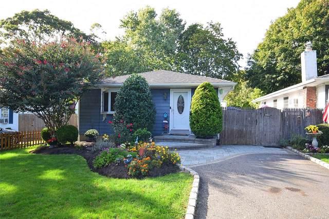 106 Miramar Avenue, E. Patchogue, NY 11772 (MLS #3352604) :: Signature Premier Properties