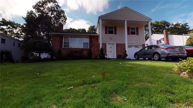 16 Spruceton Street, Selden, NY 11784 (MLS #3352606) :: Signature Premier Properties