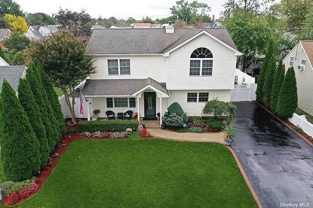 43 Hilltop Road, Levittown, NY 11756 (MLS #3352865) :: Signature Premier Properties