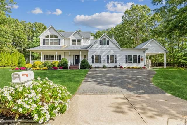 1 Woodcock Court, Medford, NY 11763 (MLS #3352902) :: Signature Premier Properties