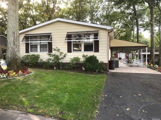 525-145 Riverleigh Avenue, Riverhead, NY 11901 (MLS #3353054) :: Signature Premier Properties