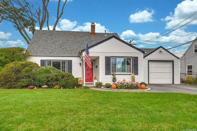 49 Periwinkle Road, Levittown, NY 11756 (MLS #3353084) :: Signature Premier Properties