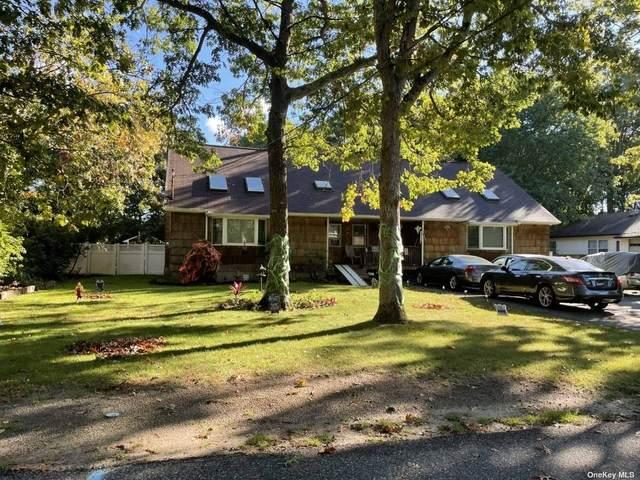 80 Maple Avenue, Shirley, NY 11967 (MLS #3353342) :: Signature Premier Properties
