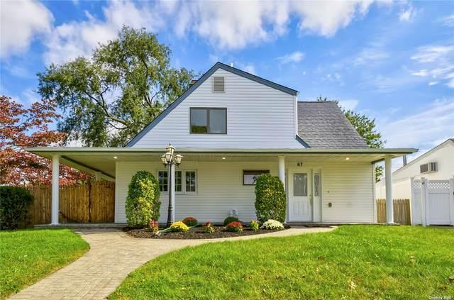 67 Bobolink Lane, Levittown, NY 11756 (MLS #3353393) :: Signature Premier Properties