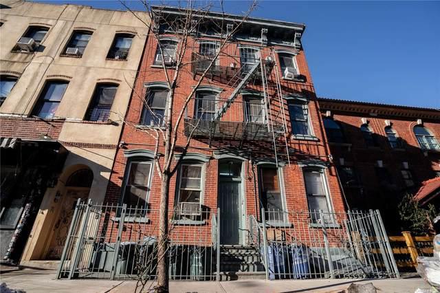 199 Meserole Street, Williamsburg, NY 11206 (MLS #3353476) :: Signature Premier Properties