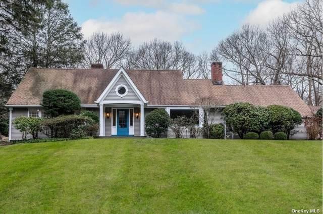 1574 Laurel Hollow Road, Laurel Hollow, NY 11791 (MLS #3353512) :: Signature Premier Properties