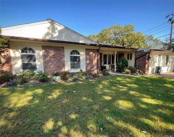 17 Cedar Avenue, Coram, NY 11727 (MLS #3353552) :: Mark Boyland Real Estate Team