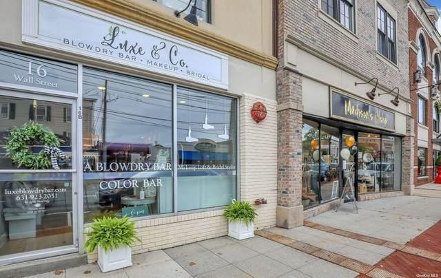 16 Wall Street, Huntington, NY 11743 (MLS #3353608) :: Signature Premier Properties