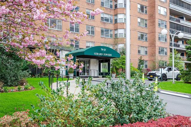 70-25 Yellowstone Boulevard 24J, Forest Hills, NY 11375 (MLS #3353618) :: The Clement, Brooks & Safier Team