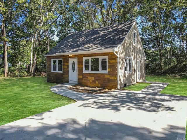 145 Van Buren Street, Mastic, NY 11950 (MLS #3353622) :: Signature Premier Properties