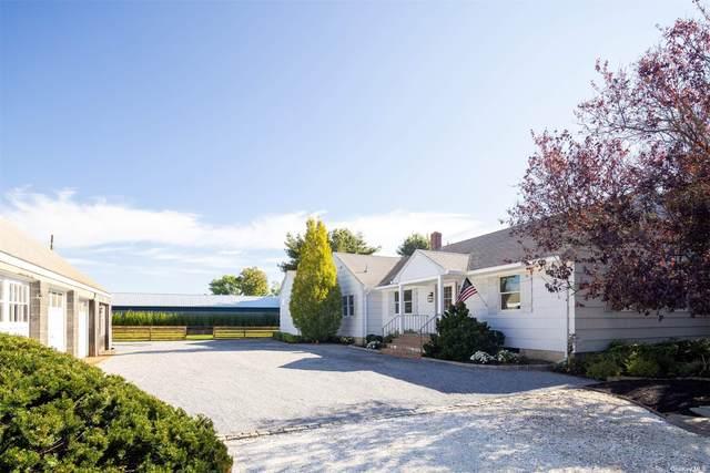 1335 New Suffolk Avenue, Cutchogue, NY 11935 (MLS #3354107) :: Signature Premier Properties