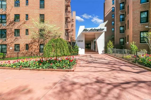 139-15 83Rd` Avenue #735, Briarwood, NY 11435 (MLS #3354184) :: Cronin & Company Real Estate
