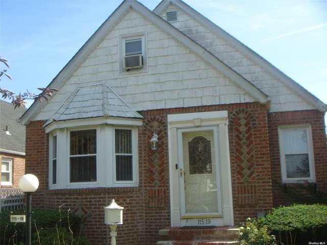 115-19 228 Street, Cambria Heights, NY 11411 (MLS #3354320) :: Mark Boyland Real Estate Team