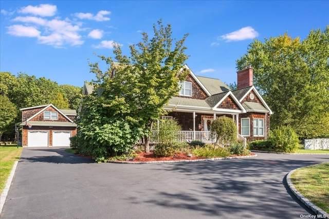 94 Gregory Way, Baiting Hollow, NY 11933 (MLS #3354360) :: Cronin & Company Real Estate