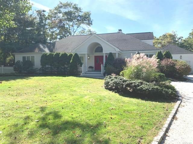 25 Bay Woods Drive, Hampton Bays, NY 11946 (MLS #3354517) :: Cronin & Company Real Estate