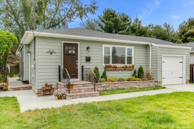 20 N Robert Damm Street, Bethpage, NY 11714 (MLS #3354562) :: Mark Boyland Real Estate Team