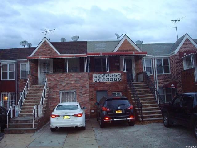 689 Remsen Avenue, Canarsie, NY 11236 (MLS #3354580) :: Cronin & Company Real Estate