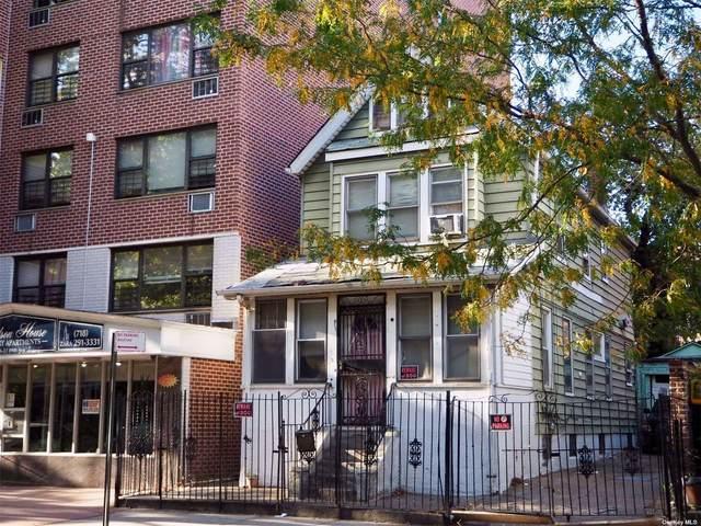 166-37 89th Avenue, Jamaica, NY 11432 (MLS #3354591) :: Carollo Real Estate