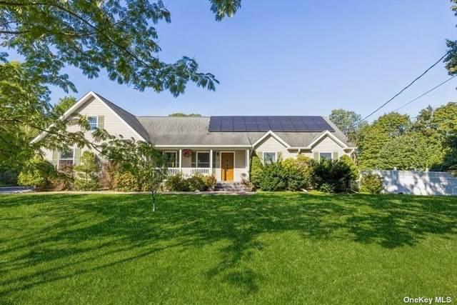 289 Long Pond Road, Wading River, NY 11792 (MLS #3354636) :: Cronin & Company Real Estate