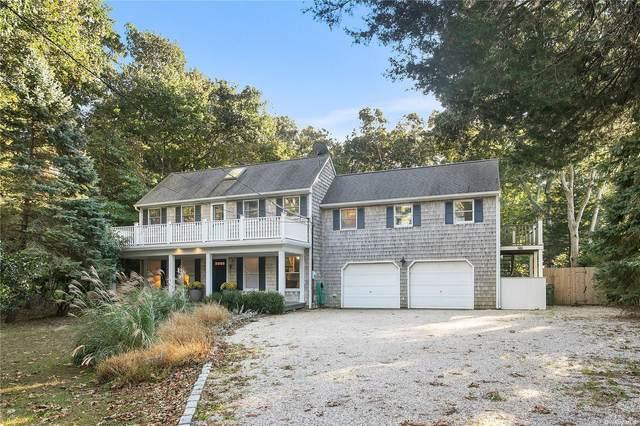242 Kings Point Road, East Hampton, NY 11937 (MLS #3354641) :: Cronin & Company Real Estate