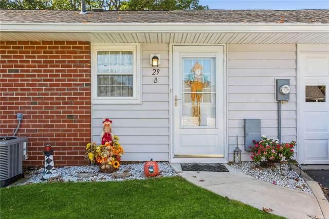29 Trent Court B, Ridge, NY 11961 (MLS #3354737) :: Cronin & Company Real Estate