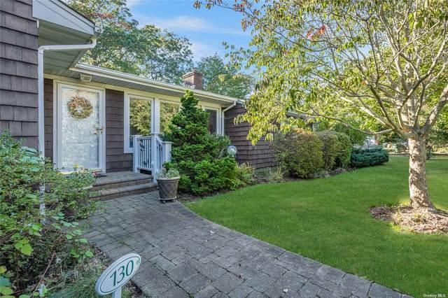 130 Lewis Road, E. Quogue, NY 11942 (MLS #3354740) :: Carollo Real Estate