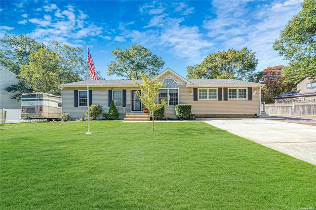 22 Mill Street, Patchogue, NY 11772 (MLS #3354763) :: Cronin & Company Real Estate