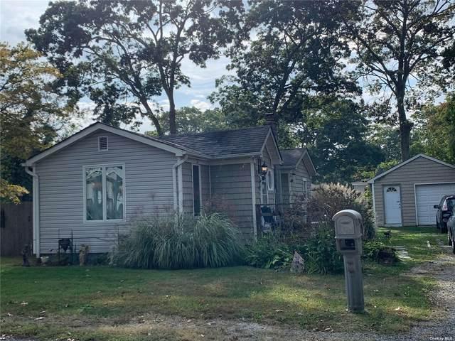 150 Daisy Drive, Mastic Beach, NY 11951 (MLS #3354785) :: Cronin & Company Real Estate