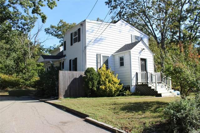 21 Shore Dr E, Patchogue, NY 11772 (MLS #3354787) :: Cronin & Company Real Estate