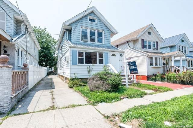94-18 222nd Street, Queens Village, NY 11428 (MLS #3354799) :: Cronin & Company Real Estate