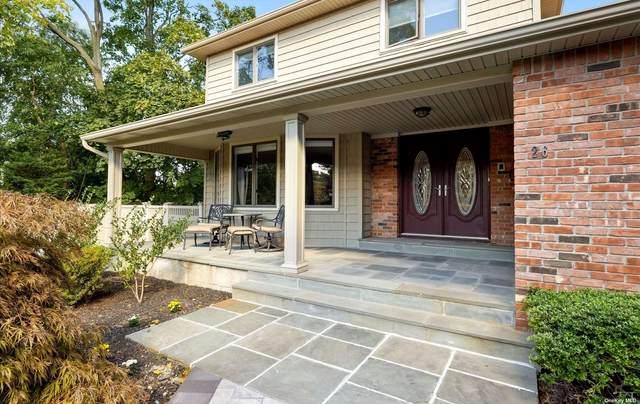26 Dryden Way, Commack, NY 11725 (MLS #3354812) :: Cronin & Company Real Estate