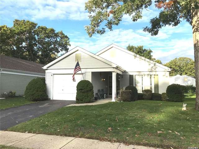 150 Edinburgh Drive #150, Ridge, NY 11961 (MLS #3354870) :: Kendall Group Real Estate | Keller Williams