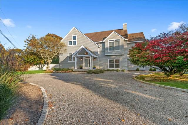 124 Monroe Drive, Montauk, NY 11954 (MLS #3354921) :: Carollo Real Estate