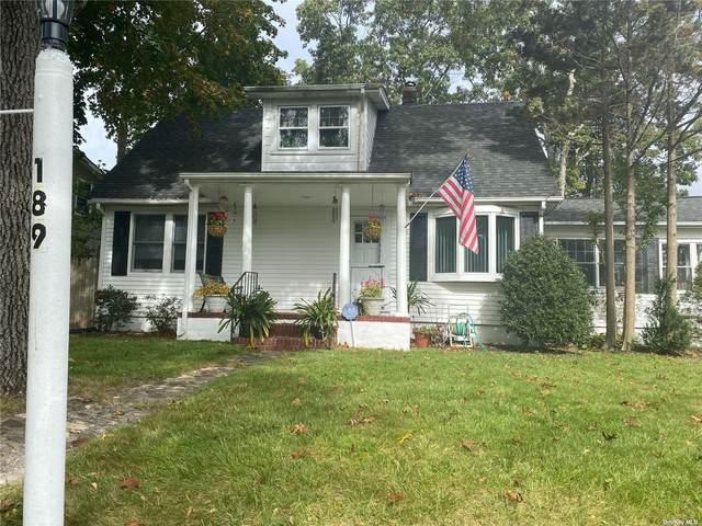 189 Mohawk Street, Lake Ronkonkoma, NY 11779 (MLS #3354950) :: Cronin & Company Real Estate