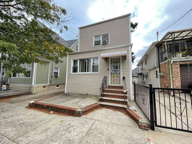 80-64 87th Avenue, Woodhaven, NY 11421 (MLS #3354977) :: The Home Team