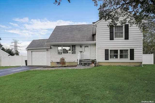 410 Eastwood Boulevard, Centereach, NY 11720 (MLS #3354978) :: Cronin & Company Real Estate