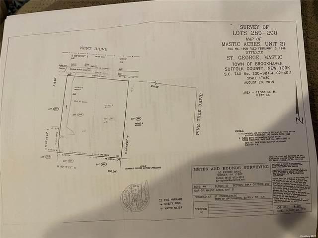 40 Kent Drive, Shirley, NY 11967 (MLS #3355008) :: Cronin & Company Real Estate