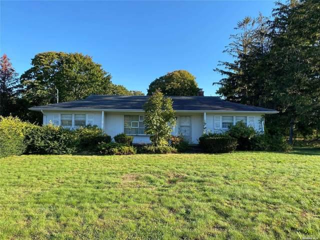 963/957/70 Peconic Bay Boulevard, S. Jamesport, NY 11970 (MLS #3355011) :: Cronin & Company Real Estate