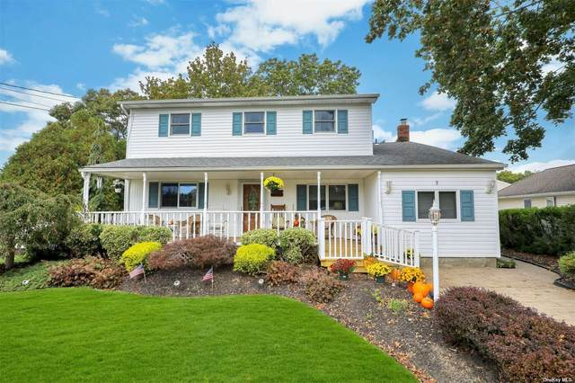 7 Brush Hollow Road, Holbrook, NY 11741 (MLS #3355318) :: Mark Boyland Real Estate Team