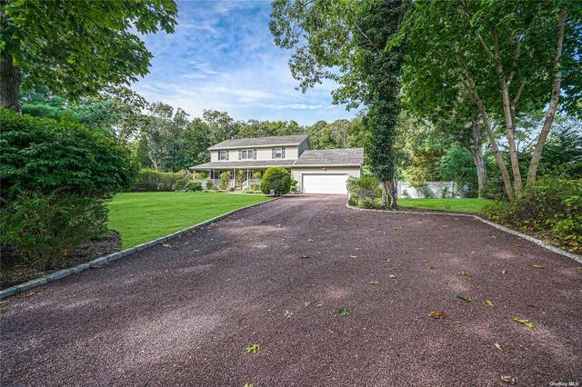 64 Beachfern Road, Center Moriches, NY 11934 (MLS #3355329) :: Mark Boyland Real Estate Team